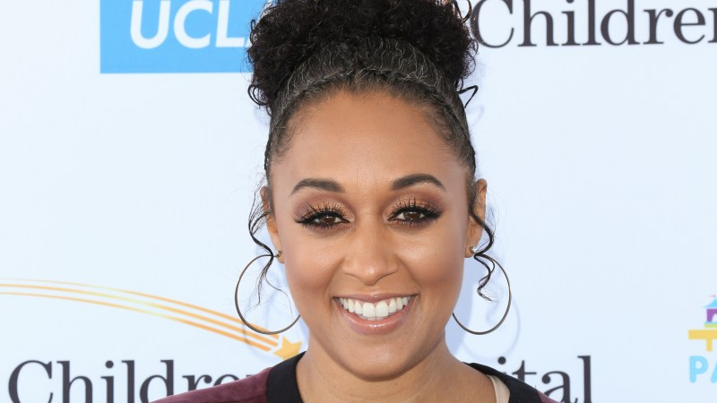 Tia Mowry Encourages Women To Pour From Their Own Cup First