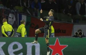 ​Cristiano Ronaldo nets 125th Champions League goal