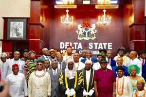 Mulade writes Delta State House of Assembly on Coastal Areas Development Agency Bill