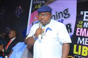 Engage yourselves with skill acquisition, stay off crime,Bayelsa Commissioner urges N'Delta youths