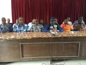 Edo Assembly crisis: Members-elect want house inuagurated