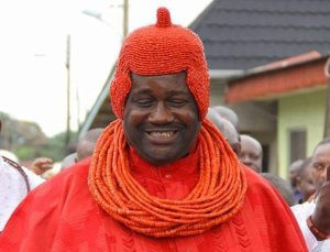 Tomone salutes Ogulagha monarch on 14th coronation anniversary