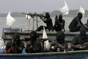 End of the road as vigilante group gun down 4 sea pirates in Burutu river