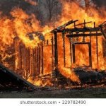 Breaking: Bilabiri 1, 2 communities in flames as residents scamper for safety following military invasion