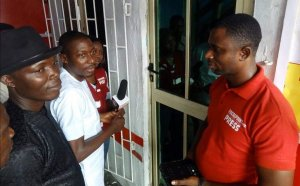 Press: Joy as Focal Point Reports gets operational office in Warri – The Liberator