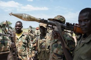 South Sudan rebels reject president's peace compromise – The Liberator