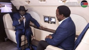 Elation as TB Joshua's prophecy comes to pass with South Sudan's new unity government – The Liberator
