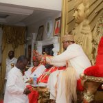 Mulade Appreciates Gbaramatu Monarch For Honouring Him With A Chieftaincy Title – The Liberator