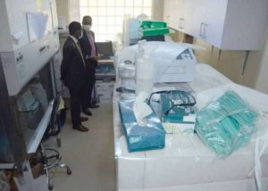 Coronavirus: CMA commends UBTH, calls for more support – The Liberator