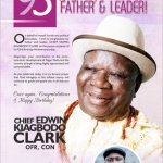 Agediga Celebrate, Commends Pa Clark At 93 – The Liberator