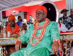 Angozi Celebrates King Couple On Birth Anniversary, Describes Him As A Blessing To Ijaw Nation – The Liberator