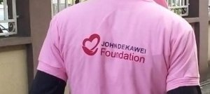 Good News As John Dekawei Foundation Rescues Ijaw Lady, Pays Medical Bill