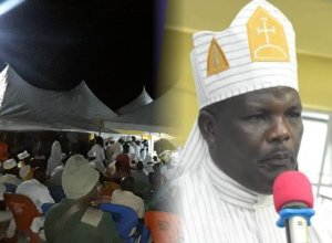 Dekawei Mourns Late Prophet Maware, Bids Him Farewell As He Journey's Home
