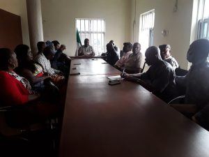 ​PDP Chairman Delta South, Takeme Holds Inaugural Meeting With Exco Members