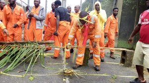 Forcados Terminal: Retrenched Workers Opt For A Total Shutdown In Coming Days If..