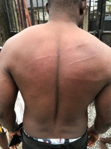 Police Brutality Continues In Delta As Vanguard Reporter Escapes Death
