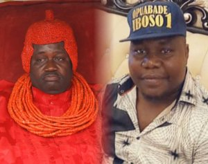 15th anniversary: Opuabede-iboso hails Ogulagha monarch, says he's man of peace, honour