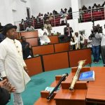 ​Gov. Diri presents N290.2bn 2021 Bayelsa Budget of Growth To Assembly