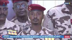 Chad imposes curfew, shut borders after president's death
