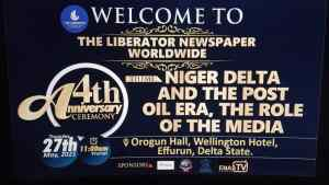 Awards: The Liberator Newspaper To honour 22 Nigerians At 4th Anniversary Lecture/ Fund Raising