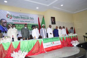 2023: Delta South PDP Holds Senatorial Leadership Meeting, Harps On Unity, Expansion