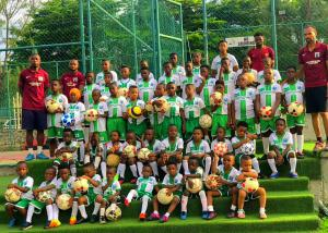 Registration: Read More About Eagles Wing Football Academy In Warri