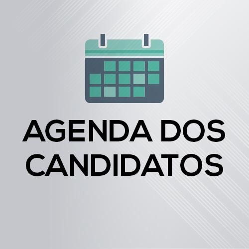 Resultado de imagem para Agenda dos candidatos (as) ao Governo de Pernambuco nesta quinta