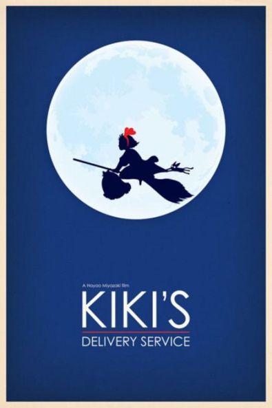 Défi Piano #11# Kiki la Petite Sorcière, Departure