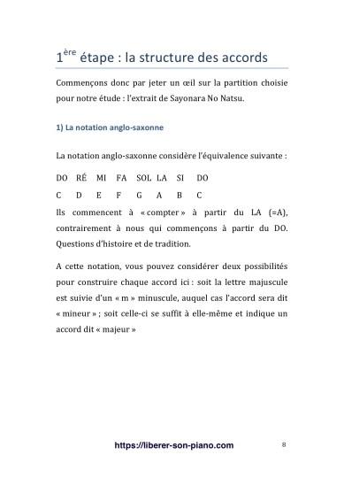 Comprendre et Improviser au piano grâce aux accords Page 9
