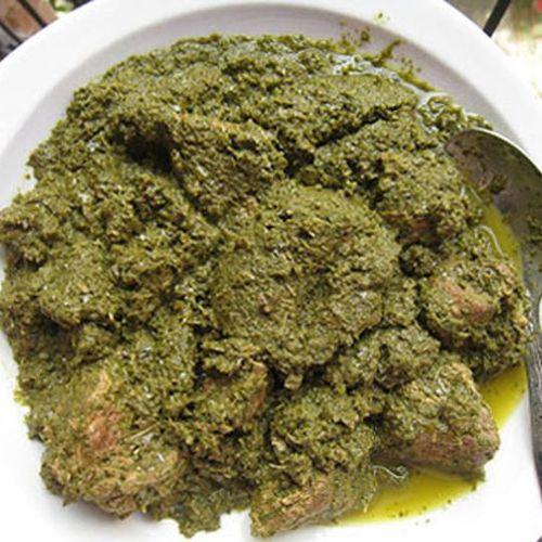 Vai Town Cassava Leaf