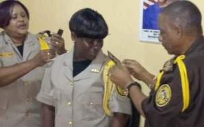 The Liberia Immigration Service Appoints its first Female Deputy Commissioner…