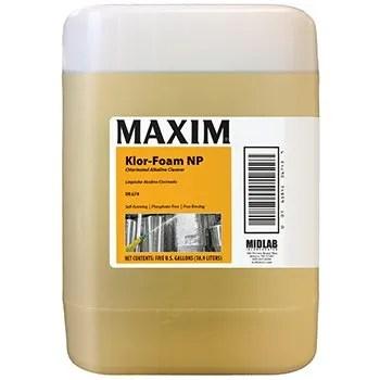 Midlab Maxim Klor-Foam NP