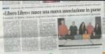 Articolo del 10 dicembre 2013, Giornale di Carate