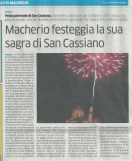 Primo articolo del 30 agosto 2014, Cittadino di Monza e Brianza