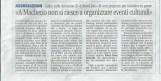 Articolo del 19 maggio 2015, Giornale di Carate