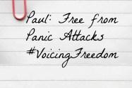 Paul: Free from Anxiety and Panic Attacks   Libero Magazine