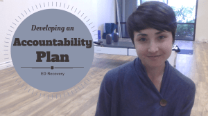 Accountability as a Benefit of Support Groups | Libero Magazine 8