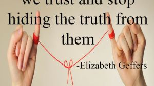 Honesty and Shame | Libero Magazine