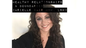 Video: Healthy Relationships and Boundaries | Libero