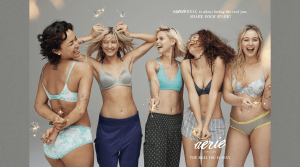 "Aerie Launches ""Share Your Spark"" Campaign 