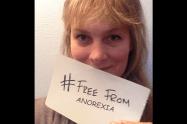 Tabitha: Free From Anorexia   Libero Magazine 1