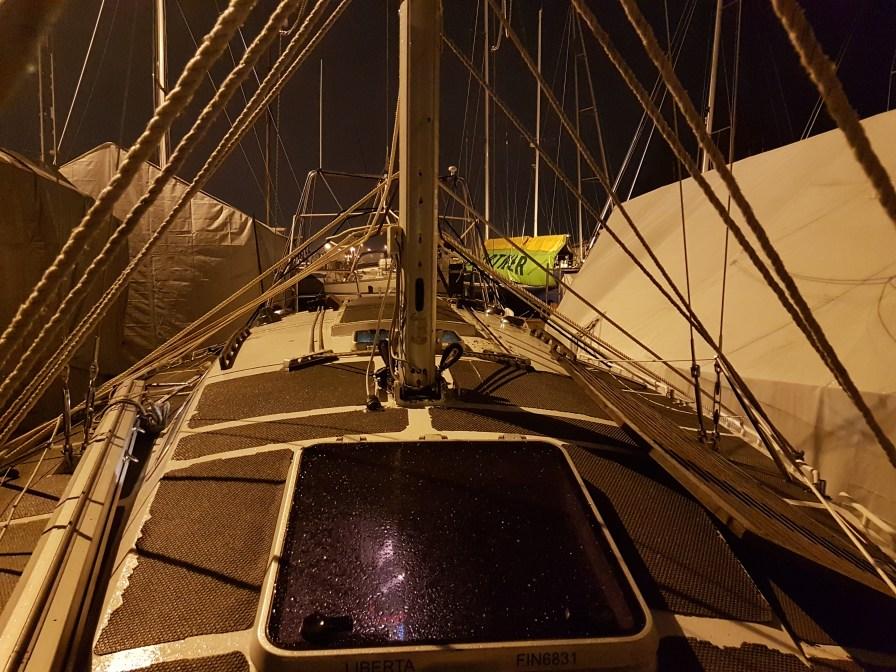 Frame for the boat cover - tee se itse pressuteline