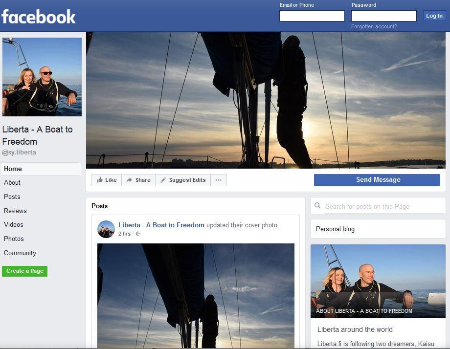 Liberta on Facebook