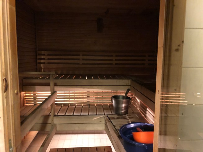 Sauna maistui kun päästiin perille - Liberta.fi