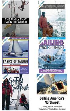 Amazon Prime Sailing