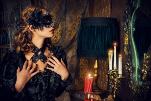 Twelfth Night mask