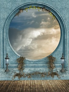 World building fantasy mirror