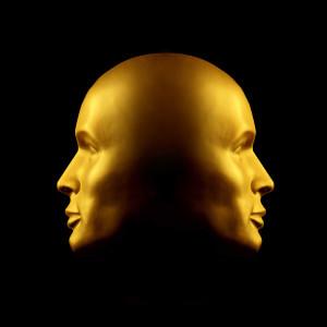 Janus, god of beginnings, middles, endings, looking both ways