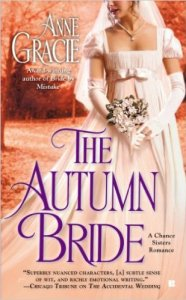autumn bride by Anne Gracie
