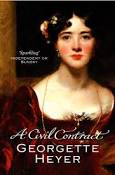 A Civil Contract by Georgette Heyer